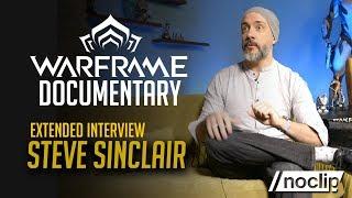 Steve Sinclair on Creating Warframe