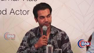 Actor Rajkumar Rao लोगों को  कर रहे Aware FSSAI के