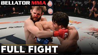 Bellator MMA: Patricky Pitbull vs. Ryan Couture FULL FIGHT