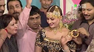 Best Of Nargis, Nasir Chinyoti and Asif Iqbal New Pakistani Stage Drama Full Comedy Funny Clip