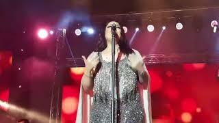 يسرى محنوش  تغني من كلمات  كريم العراقي