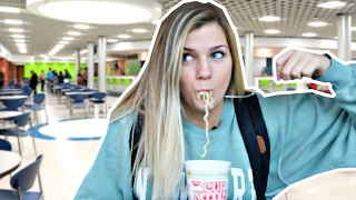 6 Stages of Your School Lunch!