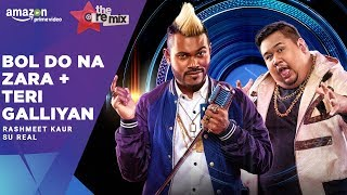Bol Do Na Zara-Teri Galliyan - The Remix Full Audio | Amazon Prime Original | Thomson Andrews | NSG