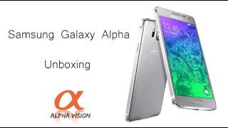 Samsung Galaxy Alpha - Unboxig [HD]