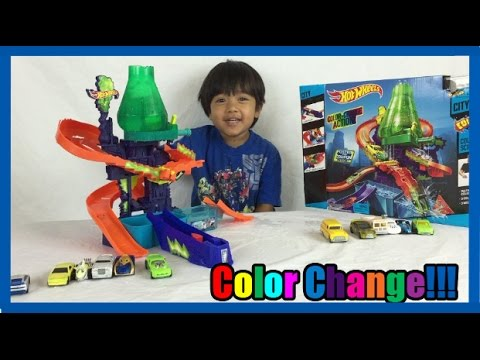 Xxx Mp4 Ryan Plays With COLOR CHANGERS CARS Hot Wheels Color Shifters 3gp Sex