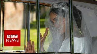 Royal wedding 2018: Glimpse of Meghan Markle