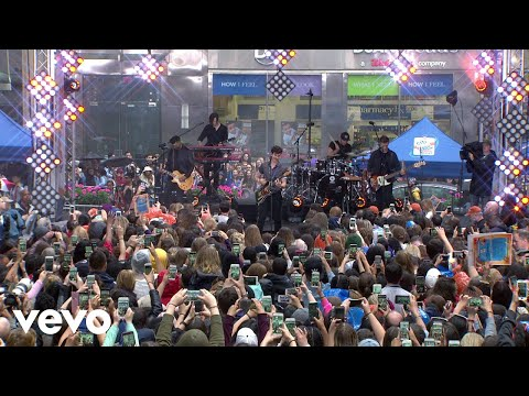 Download Shawn Mendes - In My Blood (Live On The Today Show) free