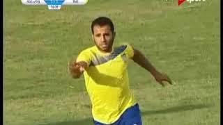 """اهداف طنطا امام وادى دجلة """"3-1"""" الدورى المصرى الممتاز"""