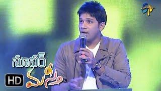 Ellipoke syamala Song   Karthik Performance   Super Masti   Bhimavaram  19th March 2017  ETV Telugu