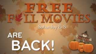 Free Fall Movies 2013 - Goodrich Quality Theaters (GQTI)