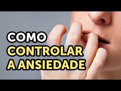 COMO CONTROLAR A ANSIEDADE - Pastor Antonio Junior