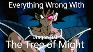 Everything Wrong With Dragon Ball Z: The Tree of Might