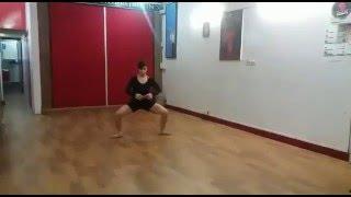 Awari- Contemporary Dance Routine