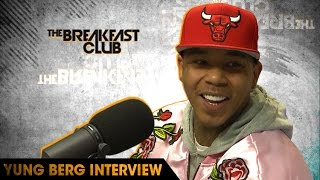 Yung Berg Talks Producing for Big Sean, Lil Wayne, Jeremih, and His Come Up in the Hip-Hop Industry