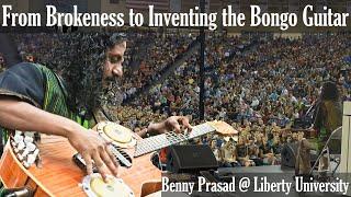 Benny Prasad - Shout to the Lord - Liberty University - 2013