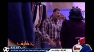 الكاميرا الخفية / زكية زكريا / محل الملابس