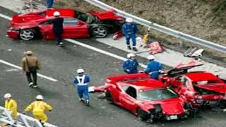 Accidentes Autos Carreras Deportivos de Lujo 2017 HD Recopilacion