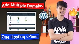 How to Add Multiple Domain in One Hosting | Add Multiple Domains to Cpanel - Aadi Singh
