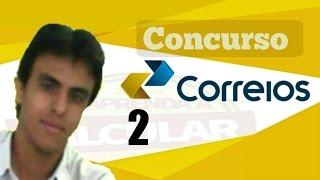 Concurso dos correios 2016 / 2º Aula correios - (Frações)