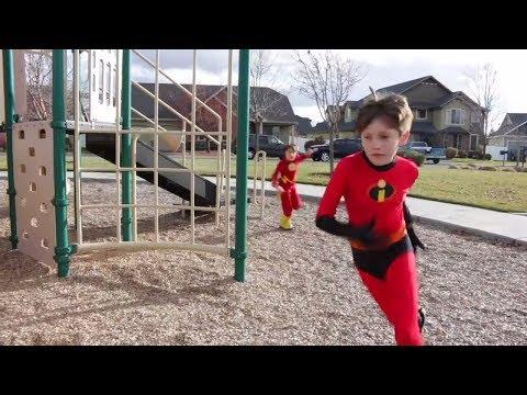 Dash Vs The Flash The Ultimate Superhero RACE BeaheroKids