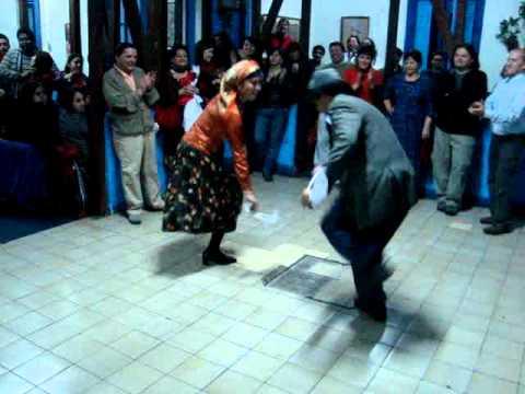 Cueca Chilota Grupo Sargazos; Irene y Freddy Barrera.