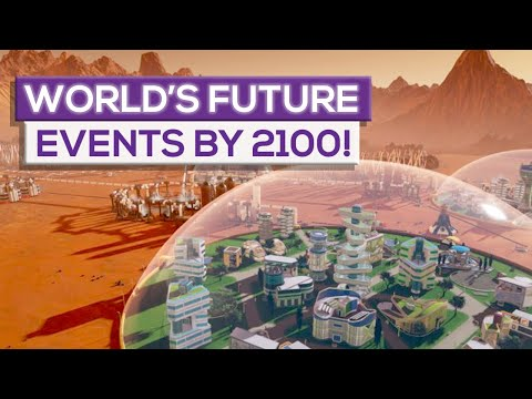 World s Future Events By 2100