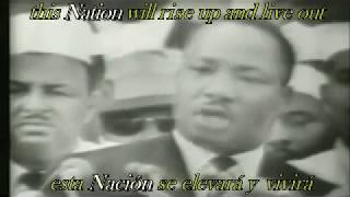 Discurso Martin Luther King, I have a dream, Tengo un sueño