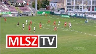Swietelsky Haladás - DVTK | 0-3 | (0-0)| OTP Bank Liga | 14. forduló | MLSZTV