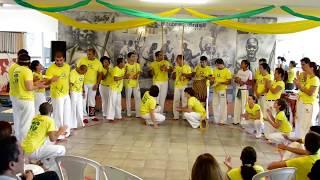 Batizado de Capoeira do grupo Raízes do Brasil. Brasília, 2014
