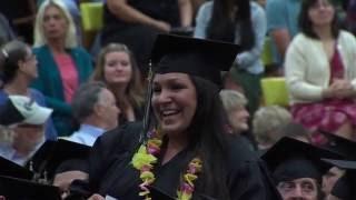 2016 Cuesta College Commencement