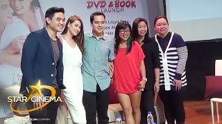 Full Coverage: 'One More Chance' DVD and Book Launch