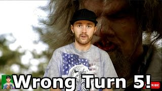 Wrong Turn 5 : Bloodlines Movie Review! Whatshallwedonext Edition!