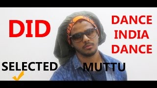 SELECTED IN INDIAN REALITY DANCE SHOW - DID(DANCE INDIA DANCE) || RK FLICKS