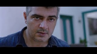 Ajith(THALA) save Anushka shetty  in  Yennai Arindhaal  Movie