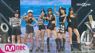 T-ARA - 'So Crazy' COMEBACK Stage M COUNTDOWN 150820 EP.439