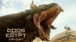 "Gods of Egypt (2016 Movie - Gerard Butler) Official TV Spot – ""Believe"""