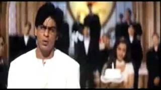MOHABBATEIN (shahrukh khan) AAKHEN KHULI HO YA HO BUND (HQ, FULL VIDEO)