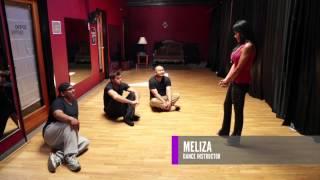 """K-von in Dance Class?! - excerpt from the movie """"NOWRUZ: Lost & Found"""""""