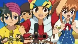 爆球HIT! クラッシュビーダマン Bakukyuu Hit! Crash B Daman Episode 38 English Subbed
