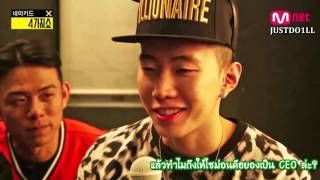 [THAISUB]Naked 4show 1LLIONAIRE concert! From backstage real talk