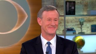 Retired Adm. McRaven on Comey testimony, Navy SEAL lessons