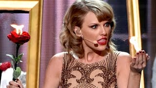 """Taylor Swift CRAZY """"Blank Space"""" Performance 2014 American Music Awards"""