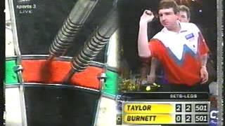 Phil Taylor vs Richie Burnett 1997
