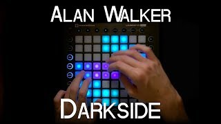 Alan Walker - Darkside (feat. Au/Ra & Tomine Harket)   Launchpad Performance + Project File