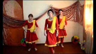 Deewani Mastani / dance group Lakshmi / Rehearsal, Dance making