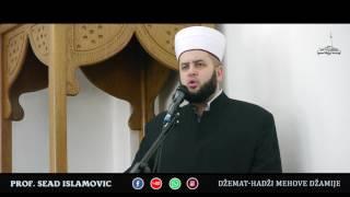 SEJTAN - OTVORENI COVJEKOV NEPRIJATELJ - Prof. Sead Islamović