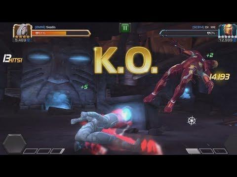 Xxx Mp4 Ghost VS Domino Iron Man Infinity War Duel Showcase Marvel Contest Of Champions 3gp Sex