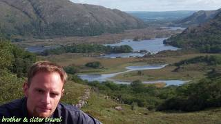 Irlanda castelli parchi e animali - Tour of Ireland castle park and animals [part 1/2] cervi