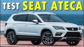 Seat Ateca 2017 test sürüşü - inceleme - yorum