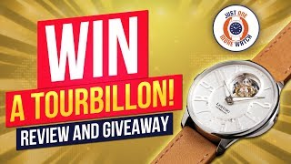 WIN A TOURBILLON! Review and Subscriber Giveaway!